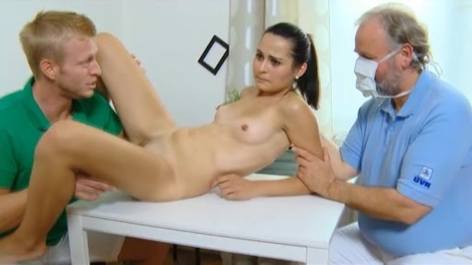 Czech Teenager Cherry Explored By Doctor And Porked By Beau For The Very  First Time (05:05) - Letmejerk.com