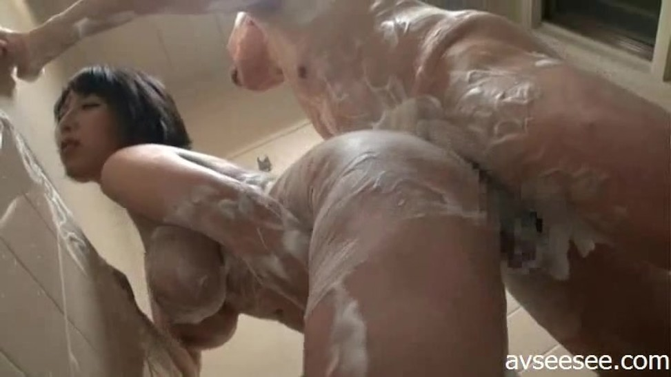 Japanese Dame Tit Drilling And Bj For Older Dude In Bathroom ...