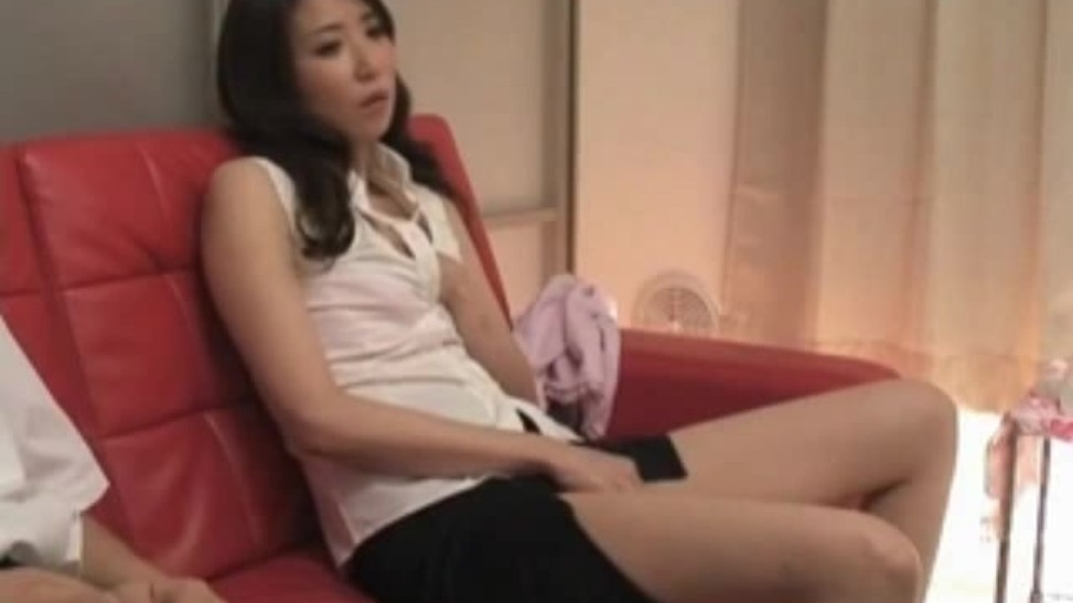 Japanese Young Mom Fucked Son
