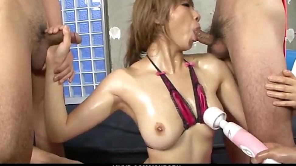 Shamanic anal fisting