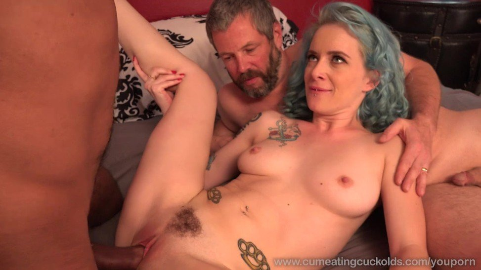 Wife Catches Husband Anal