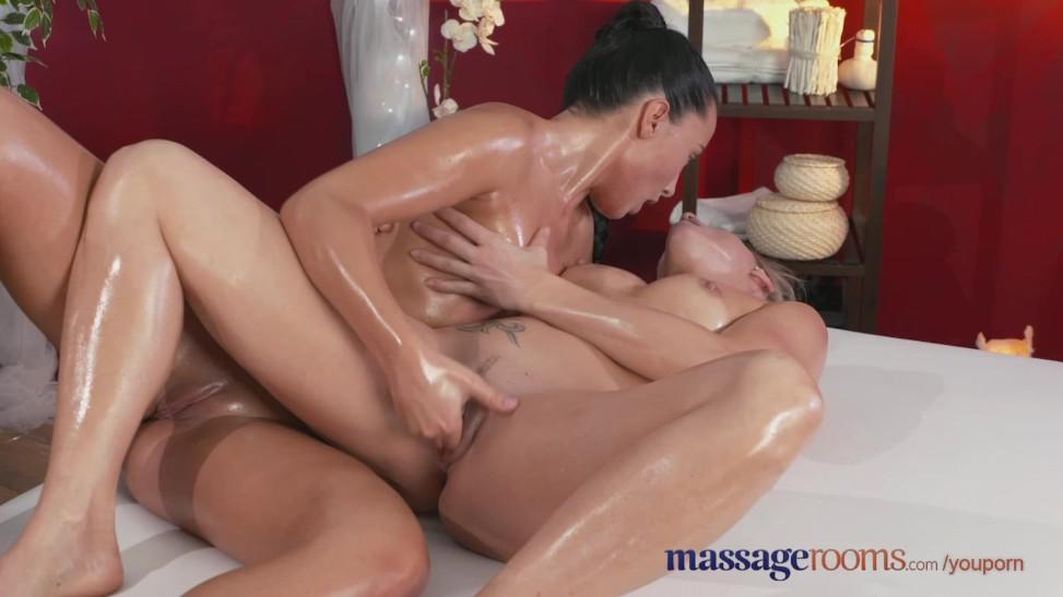 Kortney Kane Lesbian Massage