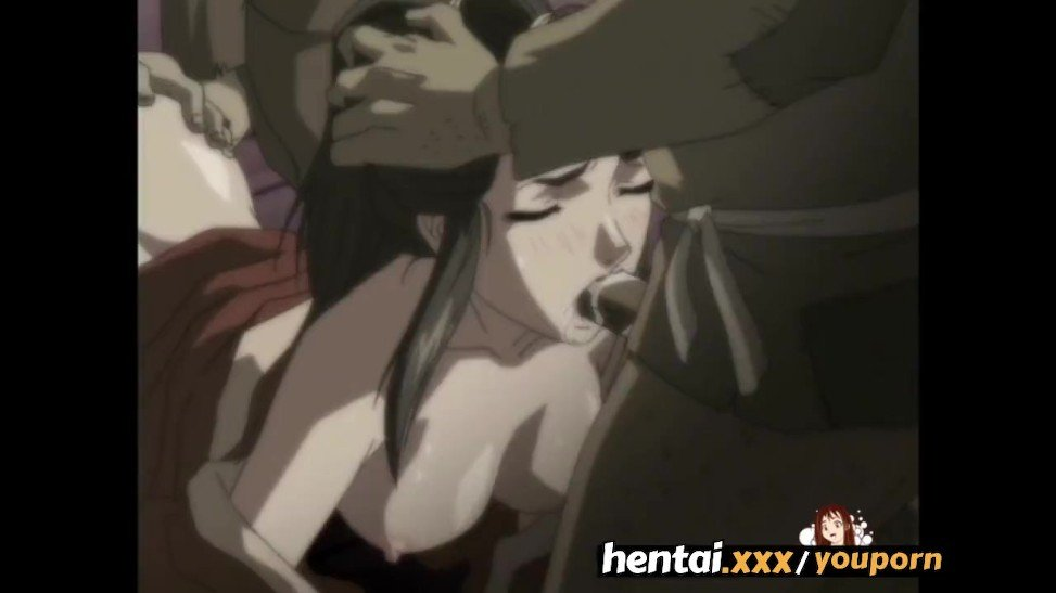 gang bang hentai