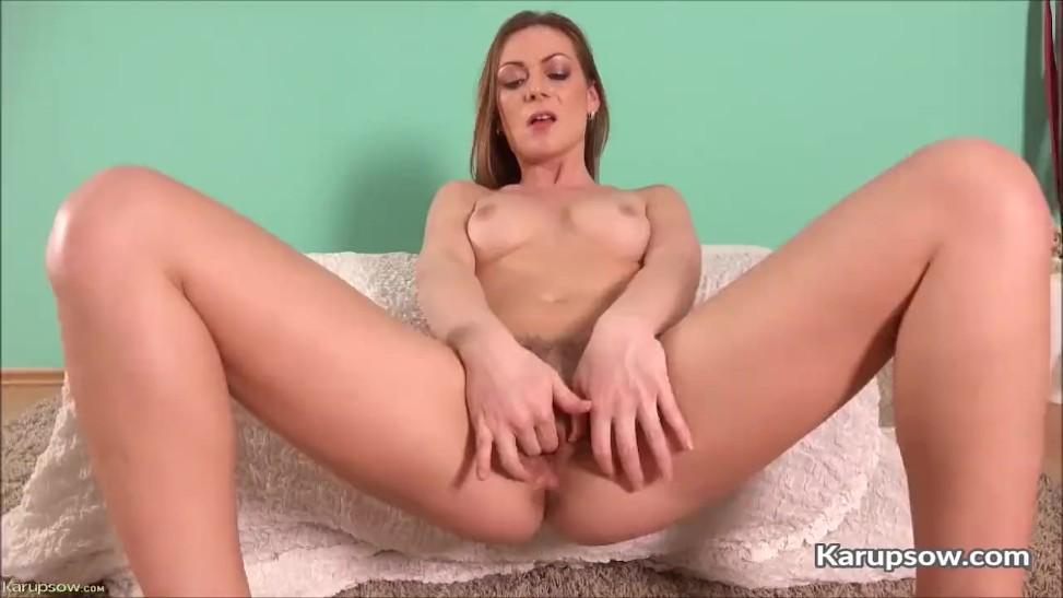 Amateur Redhead Female Solo