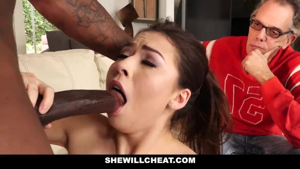 Cheating Latina Wife Bbc