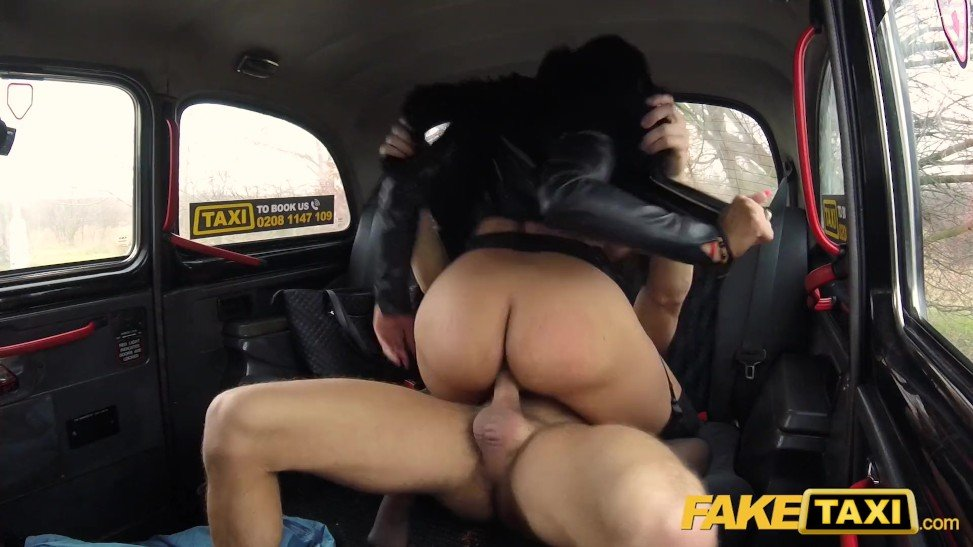 Fake Taxi Blonde Big Tits Anal
