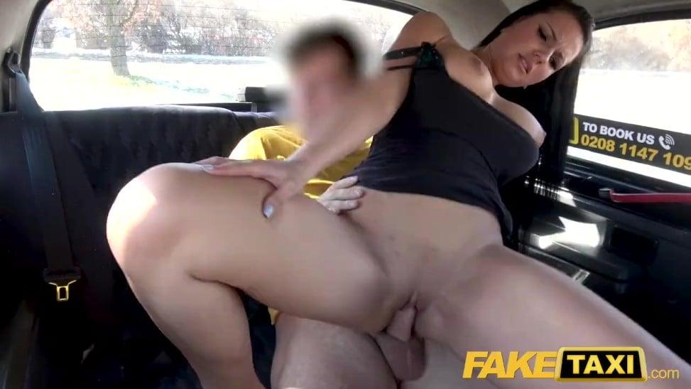 Fake Taxi German