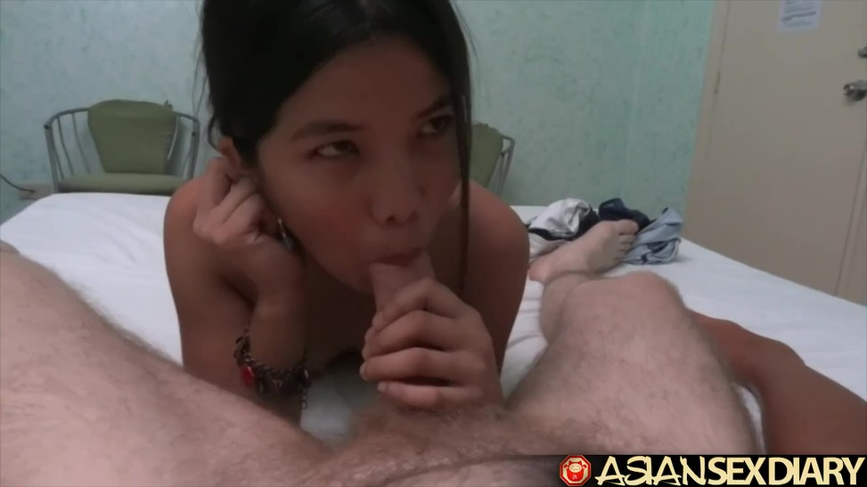 Asian Fuck-fest Diary 2 Filipina Bitches Get Smashed By Milky Tourist  (13:58) - Letmejerk.com