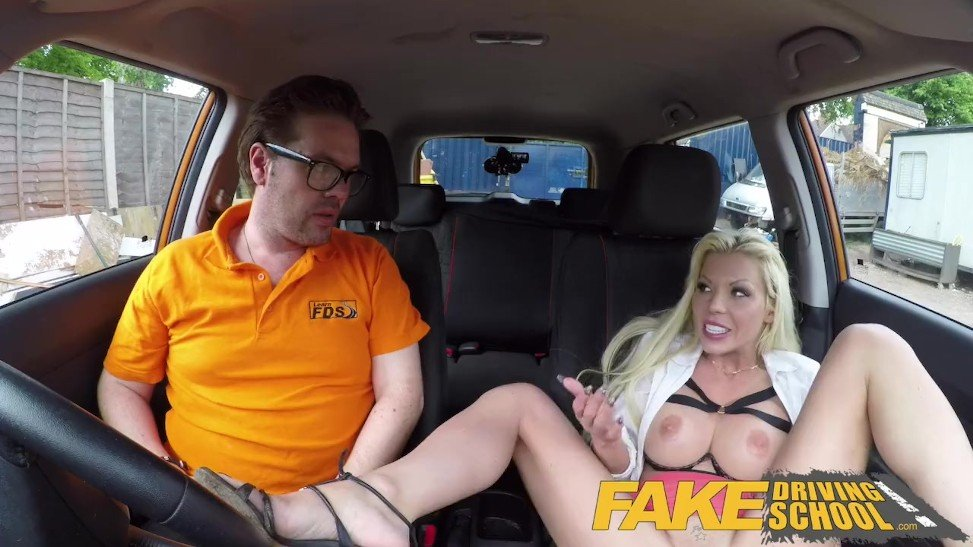 Fake Driving College Barbie Sins Messy Oral Job And Super-fucking-hot  Naughty Ass Fucking Ride (07:58) - Letmejerk.com